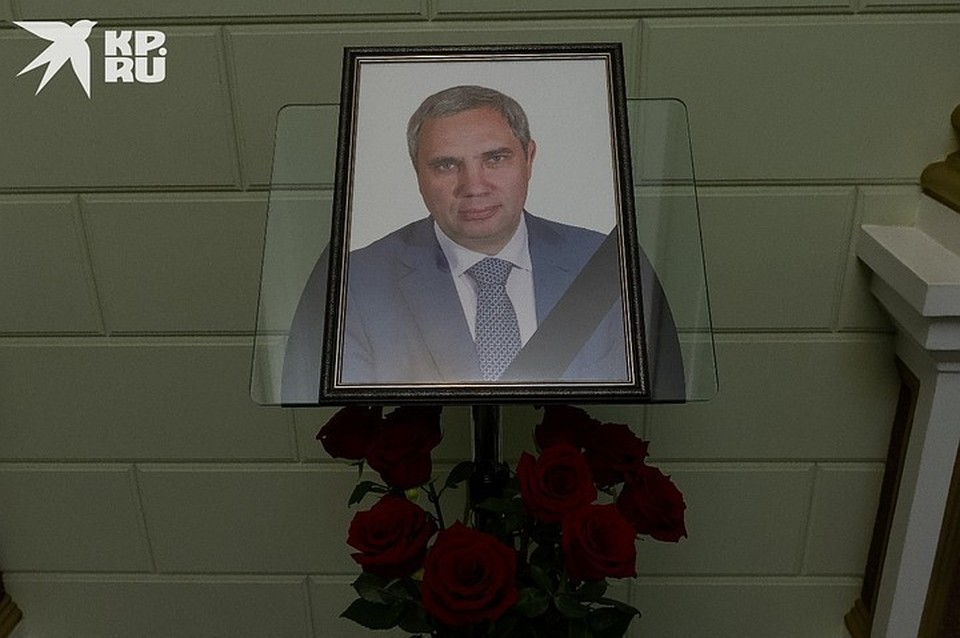 Депутат Александр Петров был убит киллером выстрелом в сердце