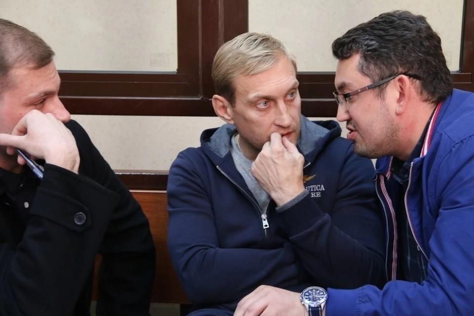 Филонов провел в СИЗО полтора года