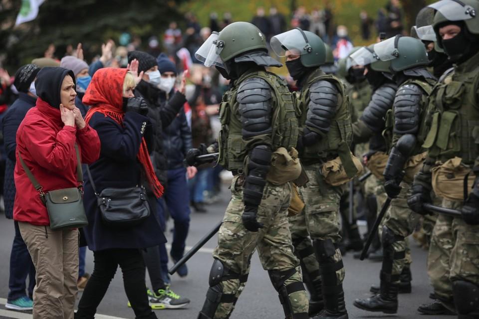 Мы собрали последние новости о протестах в Белоруссии на 3 ноября 2020 года