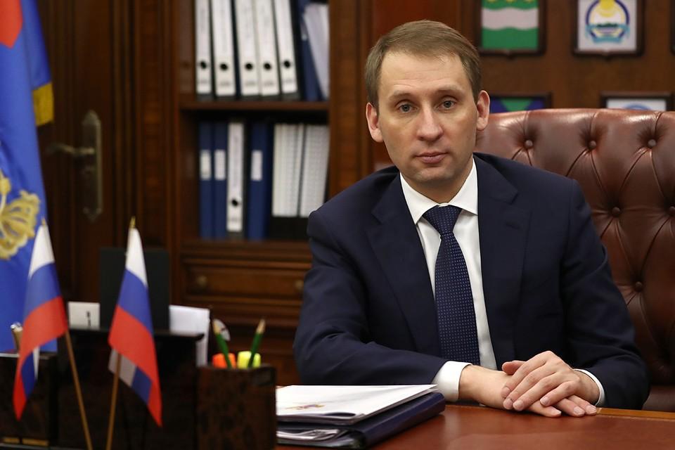 Александр Козлов – один из самых молодых министров в правительстве. Фото: Антон Новодережкин/ТАСС