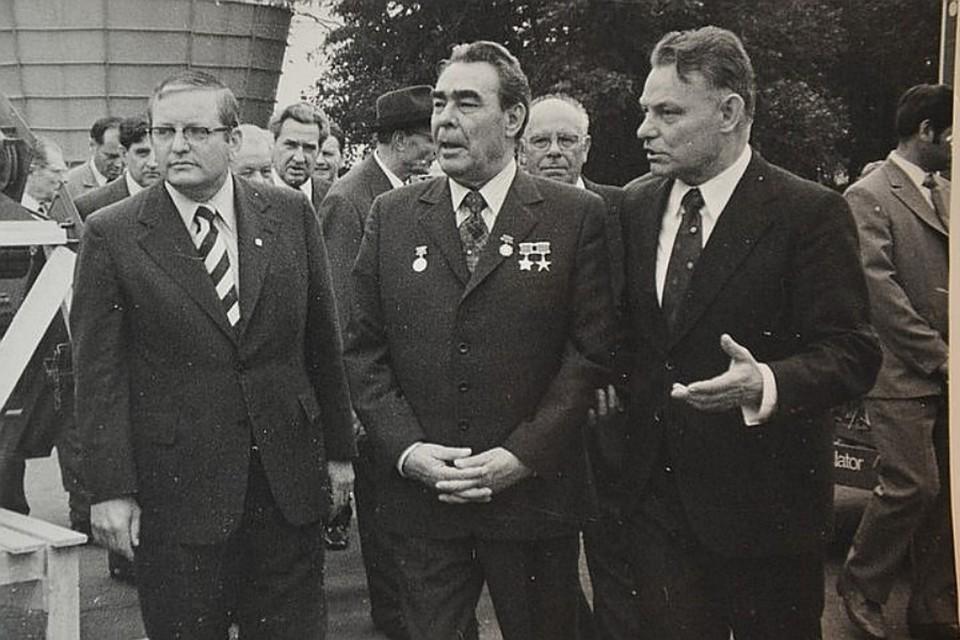 О визитах Брежнева в Крым люди узнавали по сигаретам