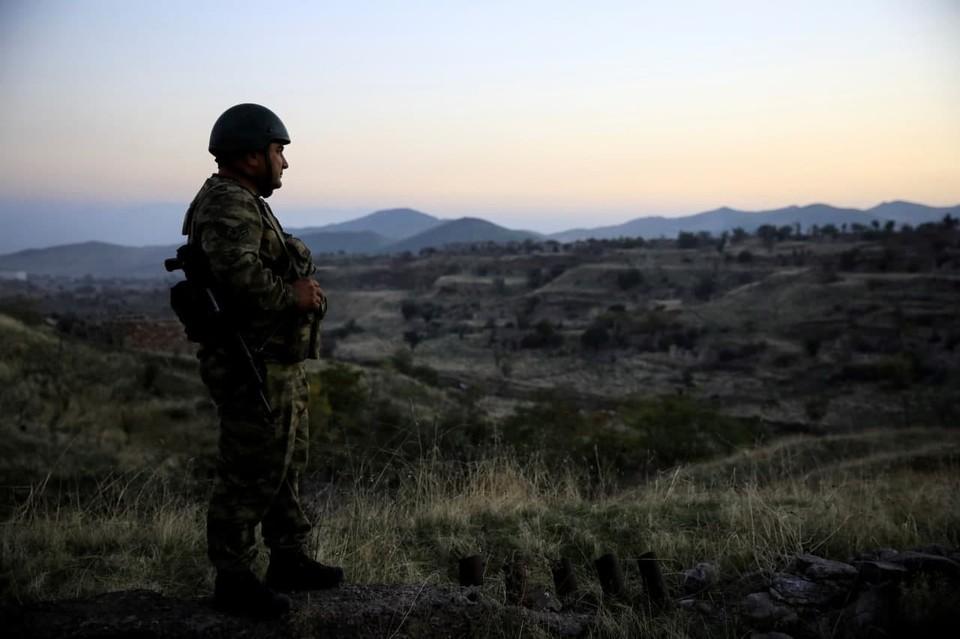 Россия, Армения и Азербайджан подписали заявление о прекращении войны в Карабахе