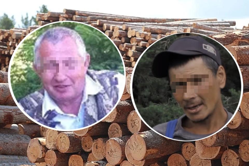 Погибший бизнесмен (слева) устроил своего противника - эколога (справа) к себе на работу. Фото: предоставлено героями публикации
