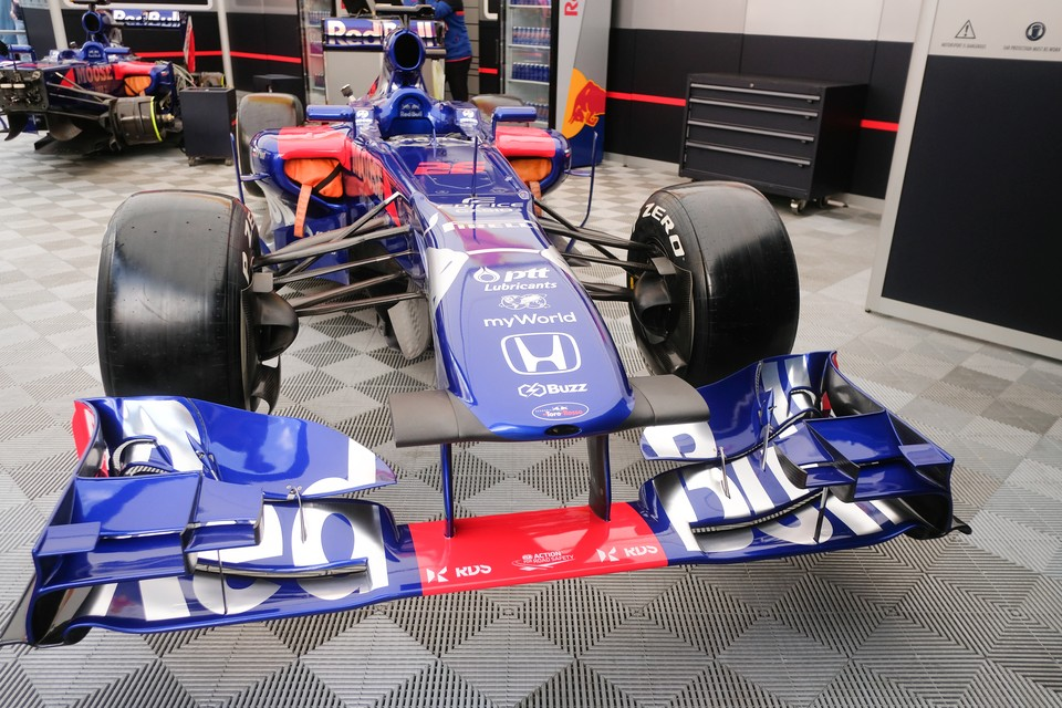 """Автодром """"Игоря Драйв"""" сможет принимать гонки серии """"Формула-1""""."""
