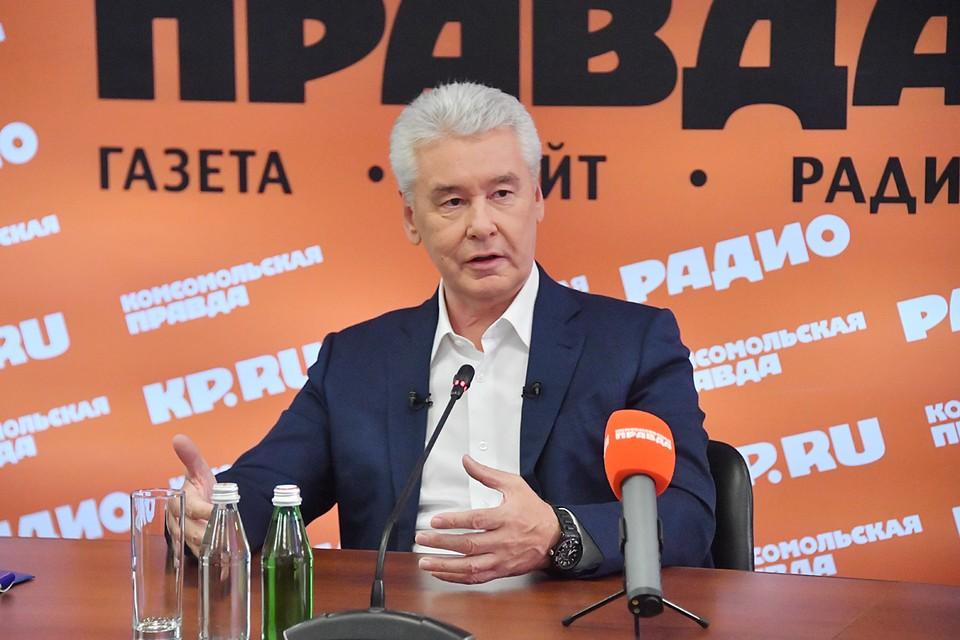 Мэр столицы рассказал, какое количество москвичей уже переболели COVID-19, и на сколько мы далеко от коллективного иммунитета