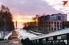 Утро в Ижевске: недостроенные скверы, разборки с «чупакаброй» и свадьба женщины-инвалида с блогером