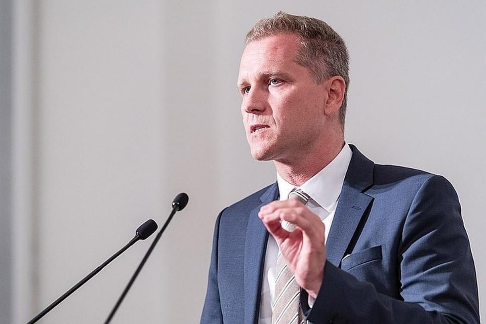 Депутат Бундестага от партии «Альтернатива для Германии» Пётр Быстрон.
