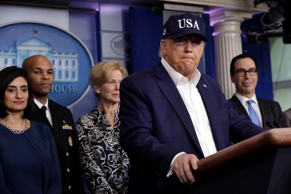 Трамп считает, что Байден победил только с точки зрения «фейковых СМИ»