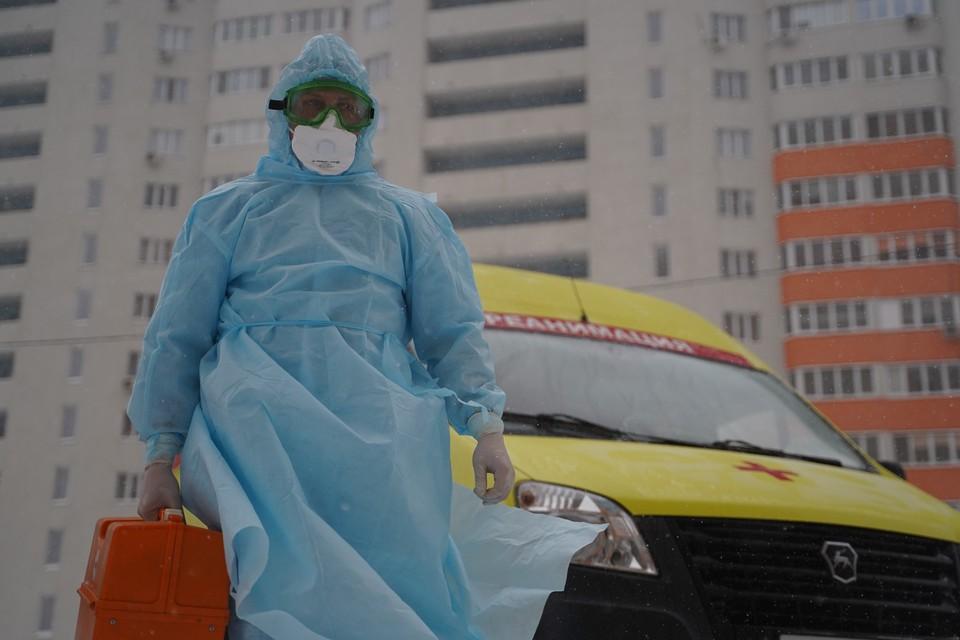 В холода у врачей работы не убавится.