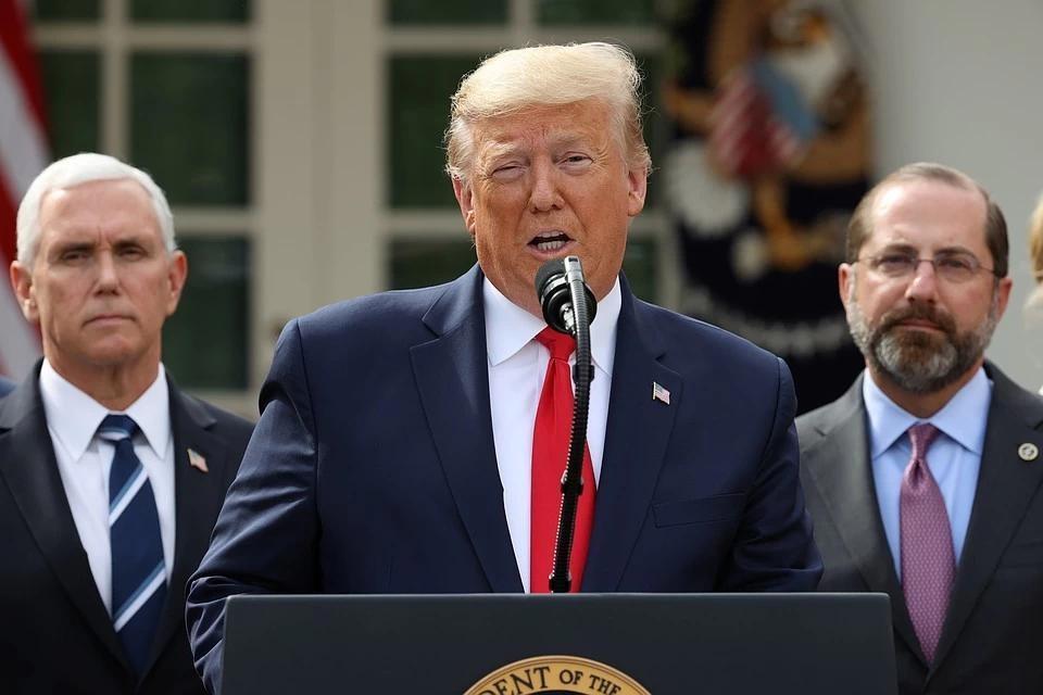 NYT: В США Трампа отговорили от удара по Ирану