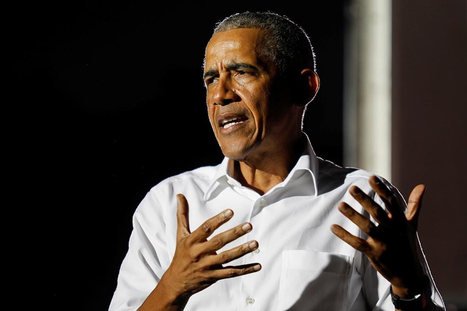 По словам Обамы, некоторые вещи он не будет делать, так как его жена с ним разведется