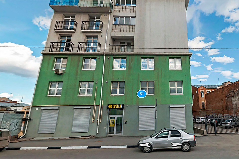 Дом №81 по Галактионовской, 81 давно достроен, бывшие обманутые дольщики получили жилье