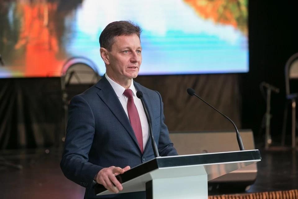 Фото с личной страницы губернатора в ВК.
