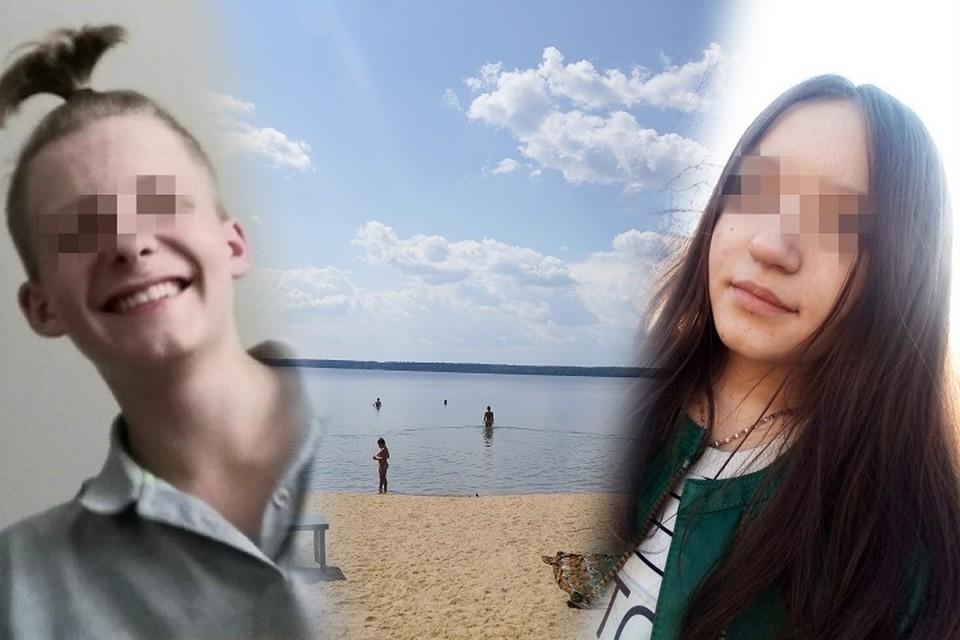 """Подростки познакомились за три месяца до трагедии. Фото: страницы Дмитрия и Екатерины во """"Вконтакте"""""""