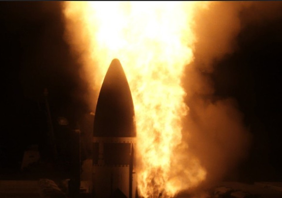 Видео испытаний американской противоракеты SM-3 Block IIA появились в сети. Фото: Official U.S. Navy Page