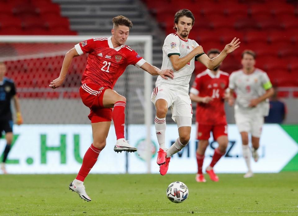 Впервые за последнее время Антон будет играть с Алексеем.