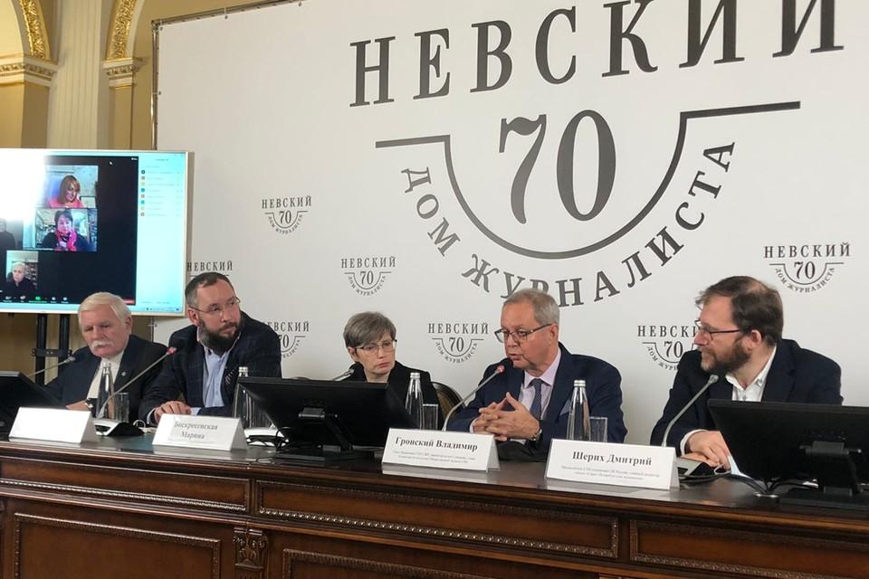 17 ноября в Доме Журналиста прошла дискуссия «Арт-журналистика. Взгляд в будущее».