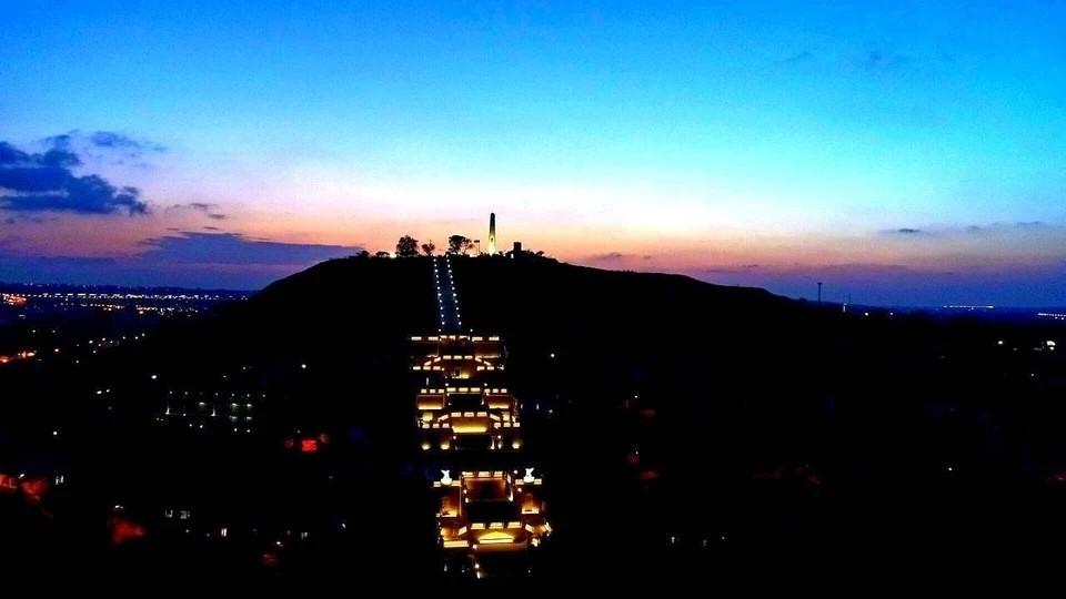 Митридатские лестницы Керчи откроют для людей в начале 2021 года. Фото: Сергей Бороздин / Facebook