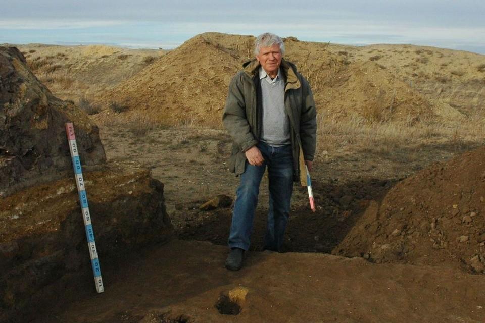 Геннадий Зданович стал учителем многих челябинских археологов