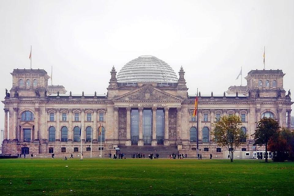 Бундестаг принял предложение о поддержке проекта «Северный поток 2»