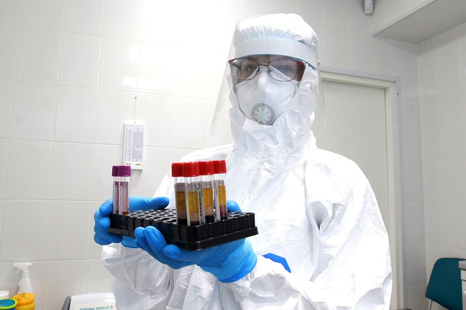 Еще 269 случаев заражения коронавирусом подтвердились в Иркутской области