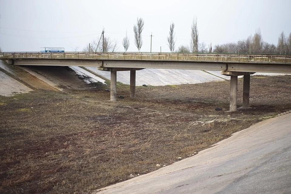 Реализация проекта может стать альтернативой Северо-Крымскому каналу