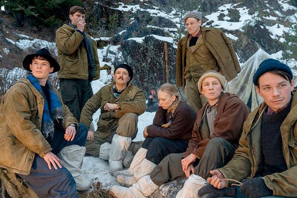 Туристы экспедиции Дятлова