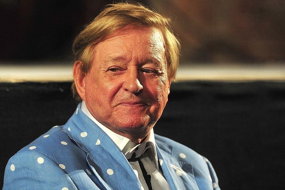 Режиссер Роман Виктюк умер в больнице на 85-м году жизни