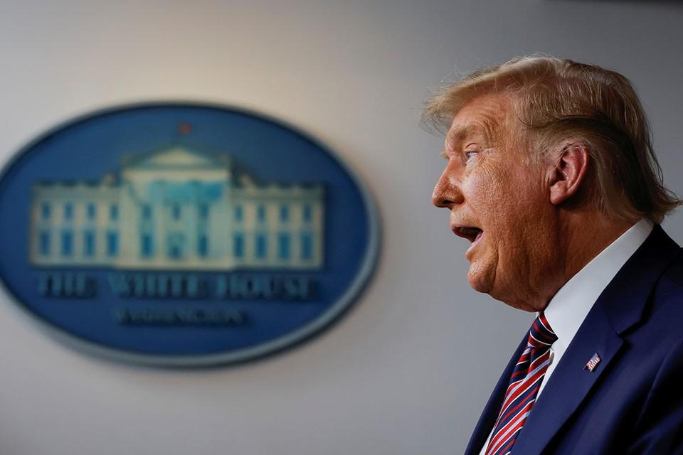 Несмотря на поражения в судах, Трамп продолжает настаивать на своей победе