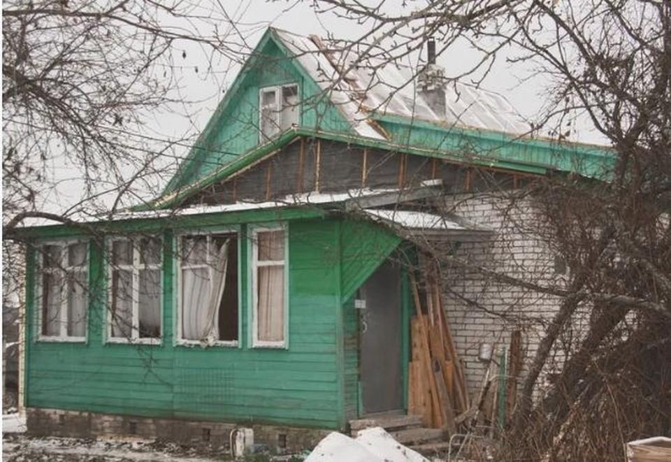Дом, где почти два месяца держали похищенного мальчика