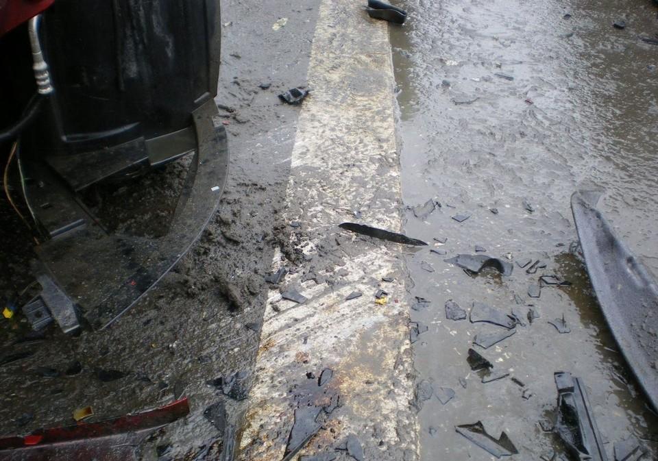 Авария унесла жизнь человека. Фото: архив «КП»-Севастополь»