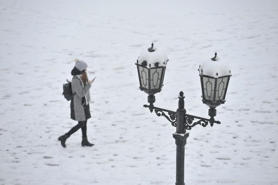Циклон «Сара» погрузит Москву в снежную бурю