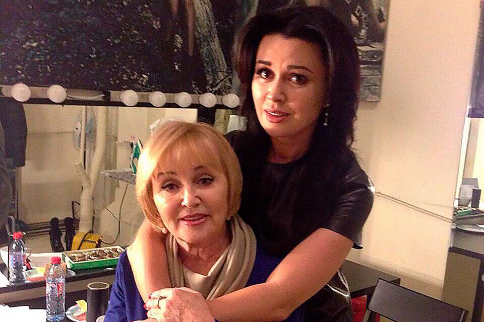 Валентина Заворотнюк теперь главная помощница для дочери Насти.