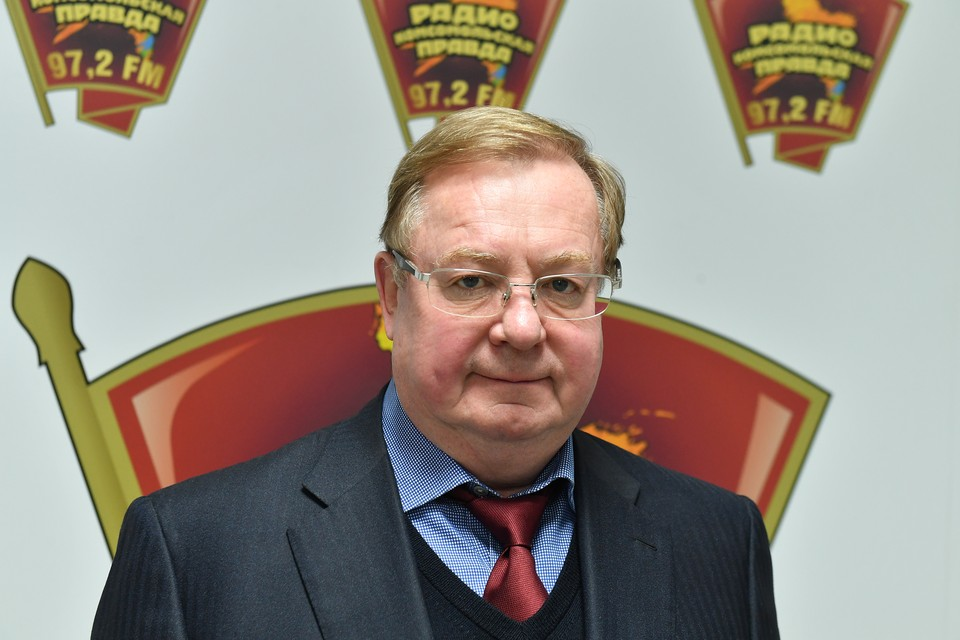 Президент книжного Союза РФ Сергей Степашин