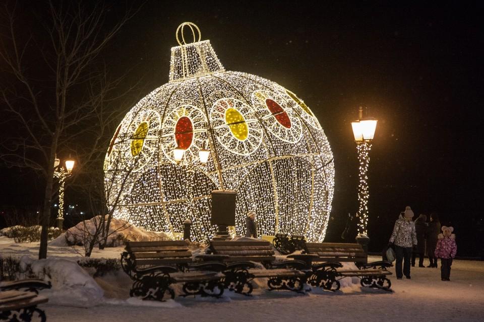 """Многие ждут """"новогоднюю сказку""""."""