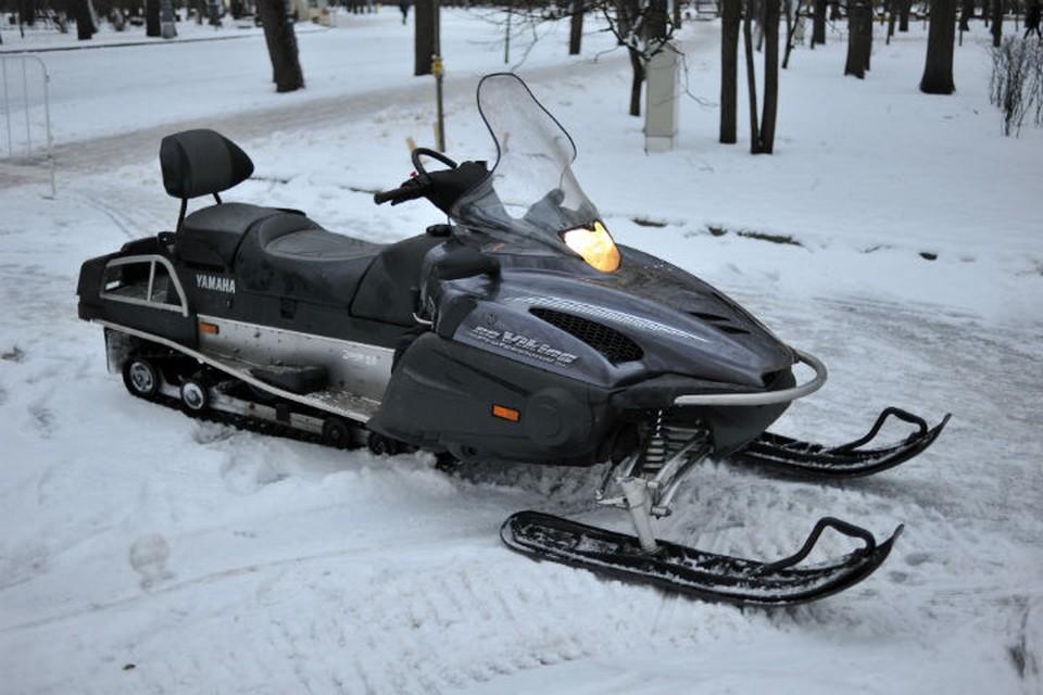 Рыбинец похитил снегоход и другое имущество на общую сумму более 200 тысяч рублей