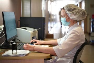 В России выдали 50 миллионов электронных больничных листов