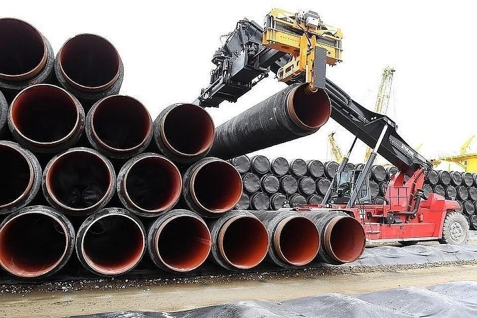 В Госдуме назвали безукоризненным заявление бизнес-союза ФРГ по «Северному потоку-2»