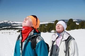 В Алтайском крае очистился воздух