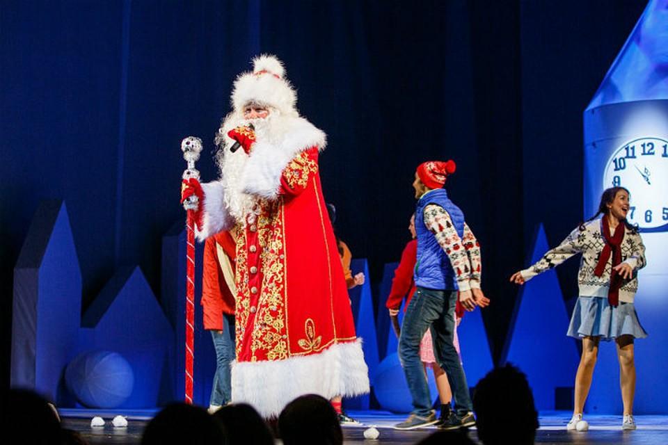 В афише на декабрь произошли изменения. ФОТО: театр имени Ф.Волкова
