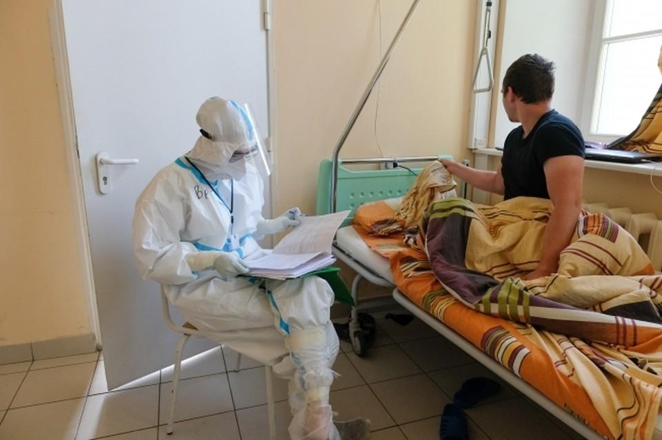 Новых заболевших стало меньше, но коронавирус еще гуляет по области.