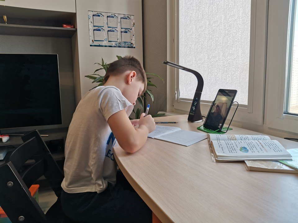 Петербуржцам рассказали о возможности введения дистанционного обучения в школах