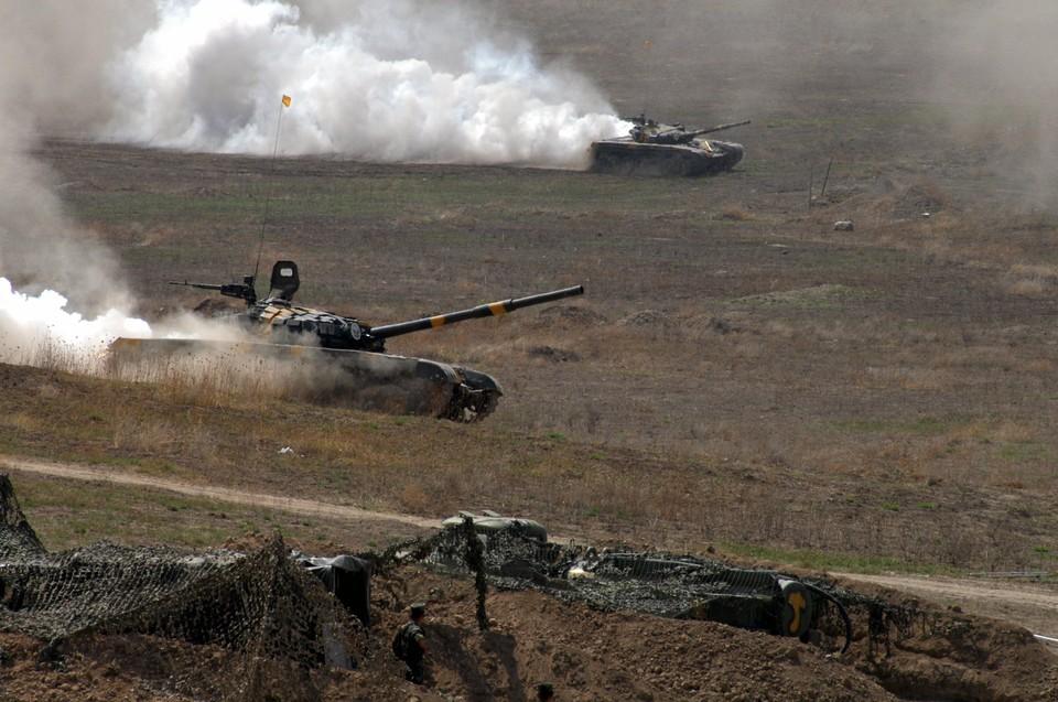 Обострение конфликта в Нагорном Карабахе началось 27 сентября