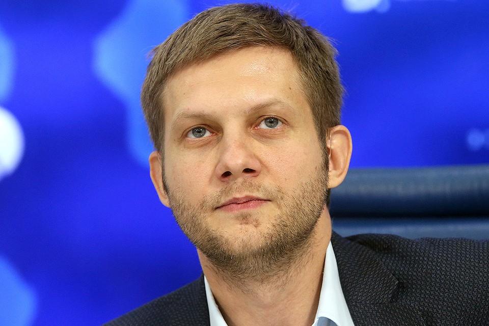 Телеведущий Борис Корчевников. Фото: Владимир Гердо/ТАСС