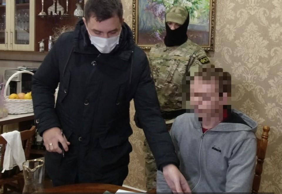 Вавренюк еще весной 2018 года получил через посредника взятку в виде объекта капитального строительства. Фото: Скриншот из видео