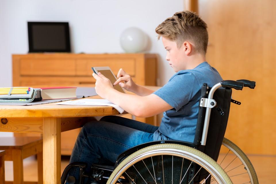 Родителям детей-инвалидов в начале года направляется информация: какими средствами реабилитации ребенок должен быть обеспечен в текущем году.