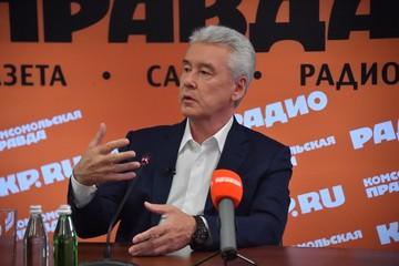 Что сказал Собянин о ситуации с коронавирусом в Москве
