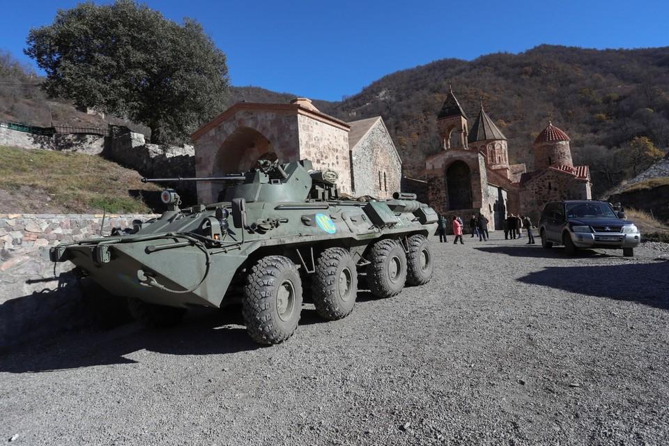 Последние новости о ситуации в Нагорном Карабахе на 27 ноября 2020