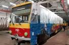 От Петра Великого до нашего времени: в Барнауле выпустили на линию необычный трамвай