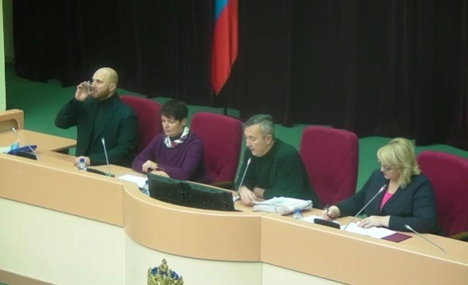 Заседание градозащитного совета
